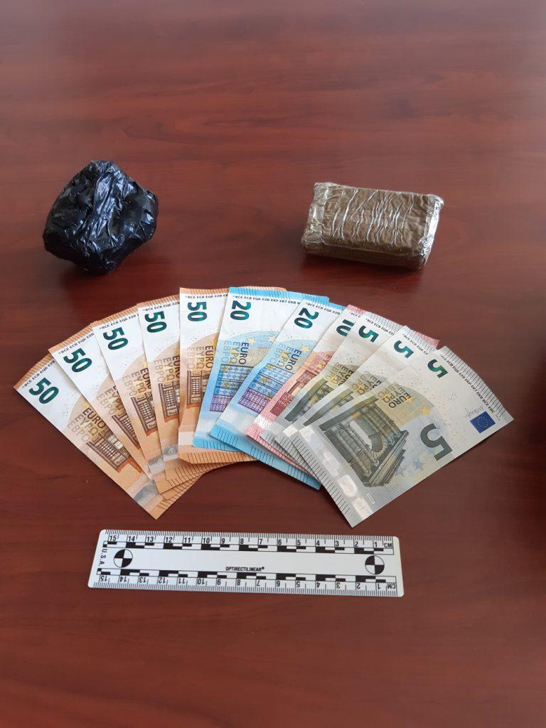 Campomarino, a spasso con oltre 200 grammi di droga: arrestato