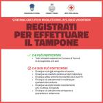 Screening antigenico a Termoli, prenotazioni aperte in dodici gruppi
