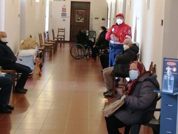 Tra oggi e domani gli ultraottantenni dell'alto Molise saranno tutti vaccinati