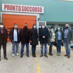 Al Pronto soccorso di Termoli quattro medici venuti dal Venezuela