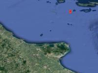 Trema la terra, due forti scosse di terremoto nel mare Adriatico (5.6 e 4.1) avvertite in tutto il Molise
