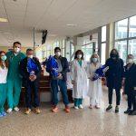 Pasqua solidale degli azzurri, Forza Italia dona uova agli ospedali
