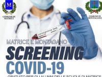 Focolaio a Matrice, altri 7 contagi: domani parte lo screening