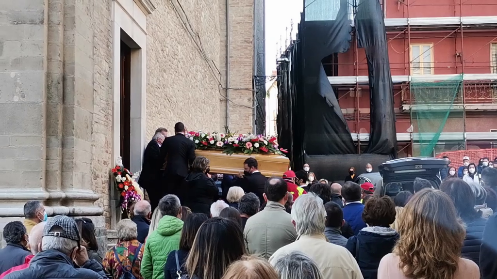 San Martino in Pensilis si è fermata per salutare Giancarlo