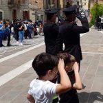 Carabinieri in cattedra: a loro il compito di insegnare la cultura della legalità