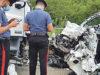 Pauroso frontale contro un Tir sulla statale per Foggia, perde la vita un 54enne di Campobasso