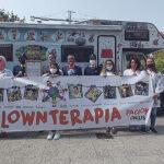 Campobasso, viaggio più 'leggero' con i dottori dell'anima: Taxi clown pronto a partire
