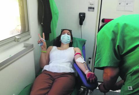 Donare è un atto di umanità, la ricercatrice campobassana si fa portavoce del messaggio della Polizia