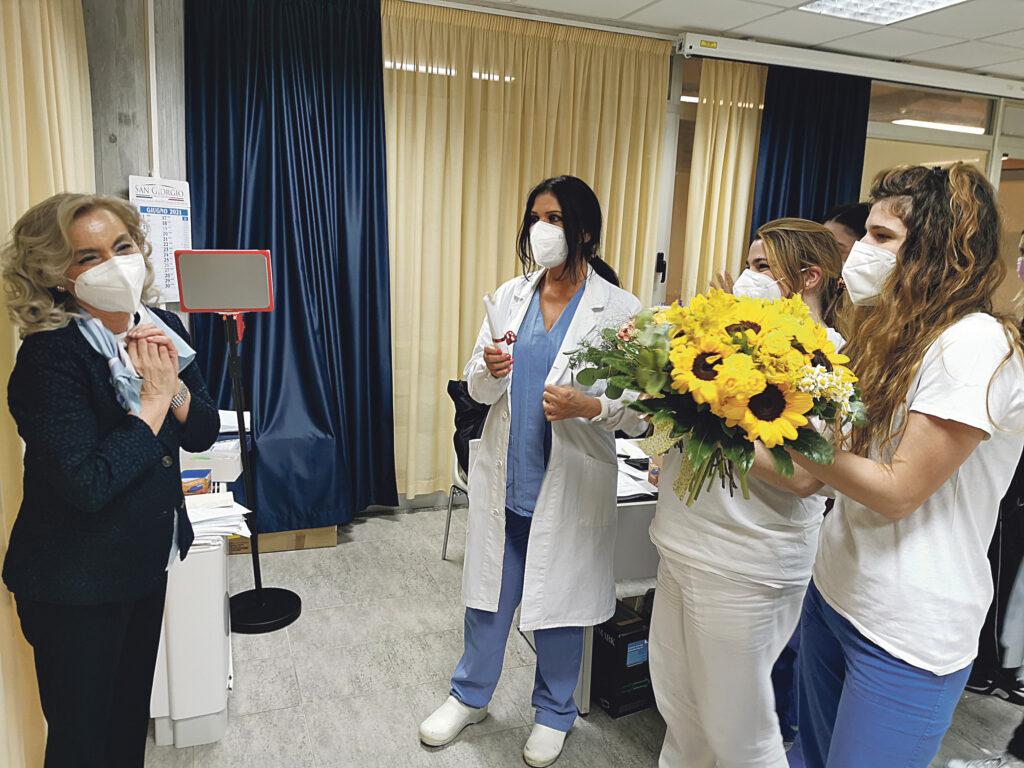 La Repubblica premia Licianci: «Riconoscimento al Cardarelli e alla sanità»