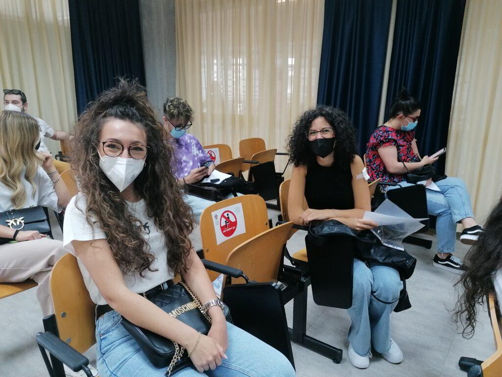 Entusiasti e motivati, l'appuntamento open in Molise è dei giovani
