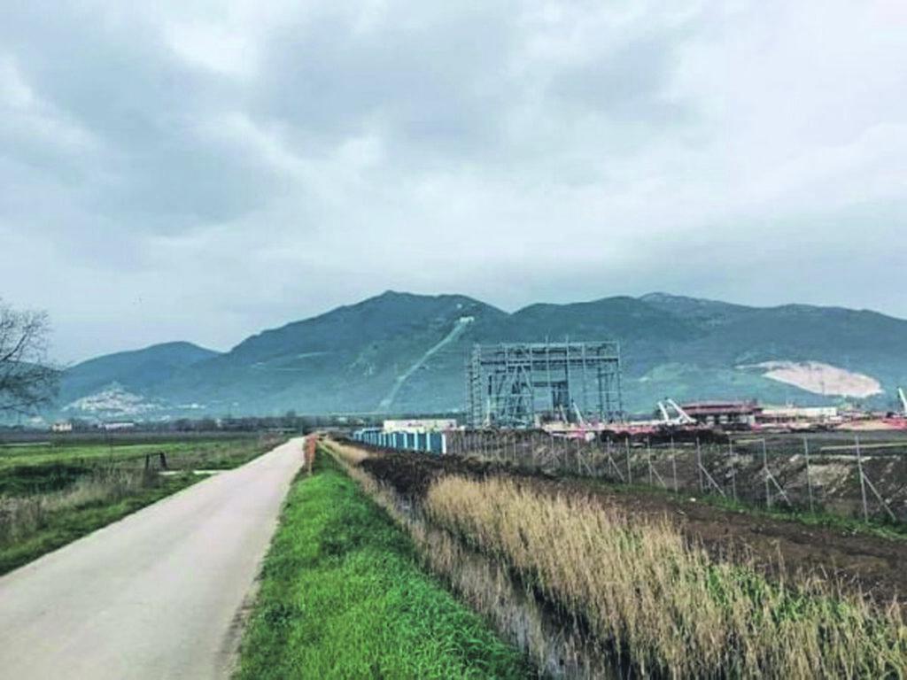 Il ministero della Transizione ecologica dà il via libera alla turbogas di Presenzano