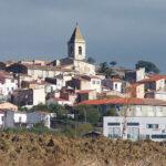 San Giovanni in Galdo, fulmine colpisce il campanile della chiesa