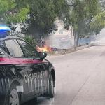 Il fuoco arde ancora tra San Martino e Ururi