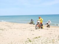 Il litorale di Campomarino simbolo del Molise indifeso