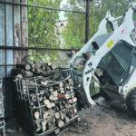Isernia, travolto dal carico di legna: nulla da fare per un 77enne