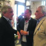 Tajani 'benedice' Melogli: è il migliore per Isernia