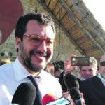 A Isernia arriva Salvini: «Battere la sinistra delle tasse e degli sbarchi»