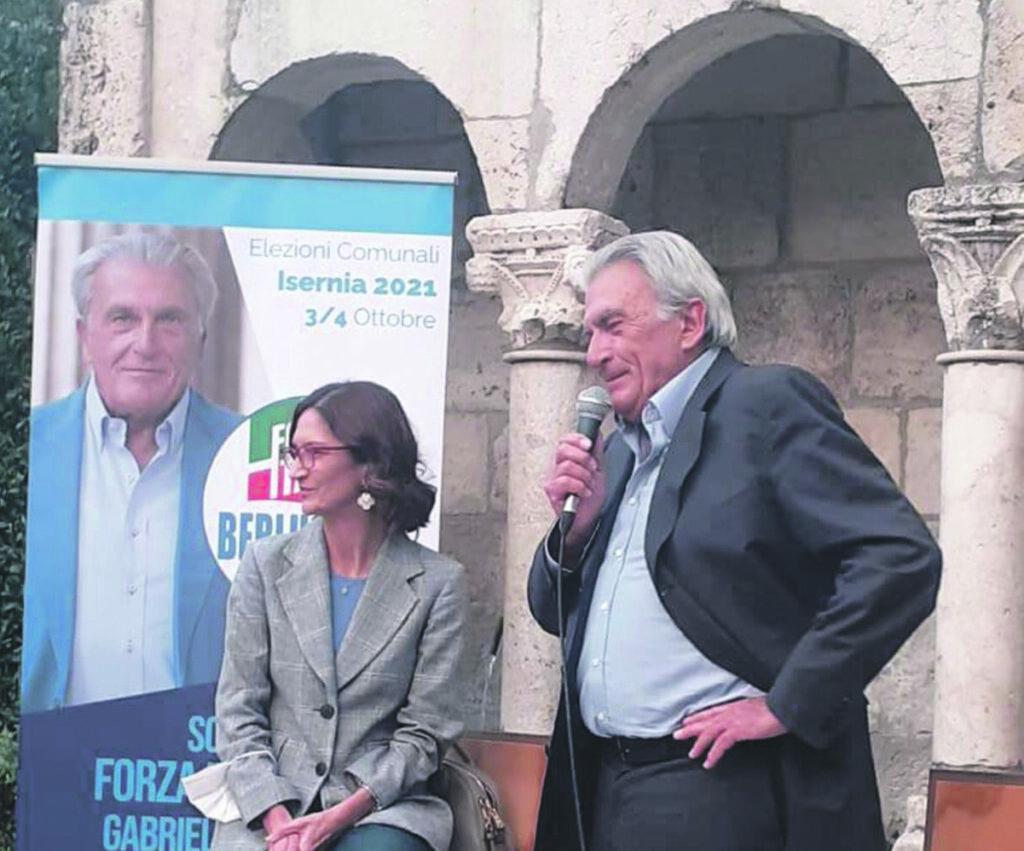 Forza Italia 'spinge' Melogli, Gelmini: è lui l'uomo giusto
