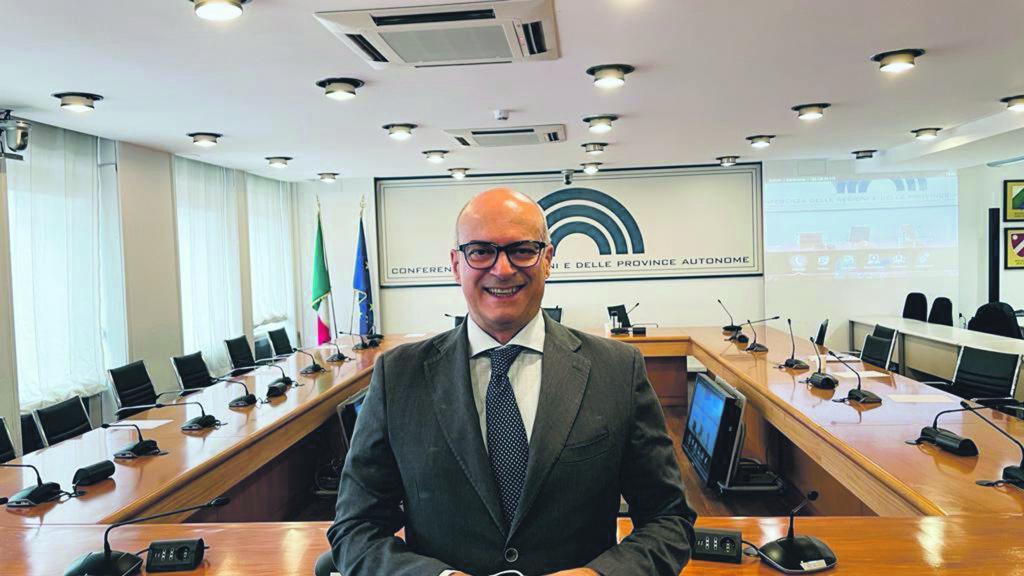 Sviluppo, Toma eletto presidente di Tecnostruttura delle Regioni